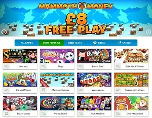 minimum deposit 5 pound casino